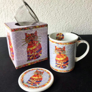 tasse à chats
