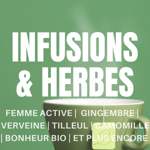 Infusions et Herbes